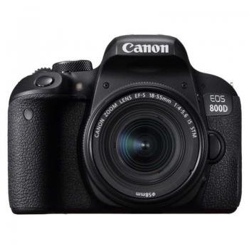 دوربین عکاسی کانن Canon 800D با لنز 55-18 IS STM