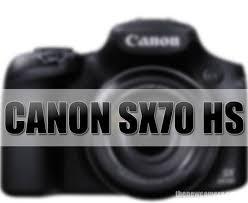 دوربین کانن Powershot SX70 HS به زودی به بازار عرضه می شود.