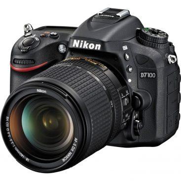 دوربین عکاسی حرفه ای نیکون D7100
