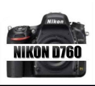 دوربین جدیدن نیکون d760
