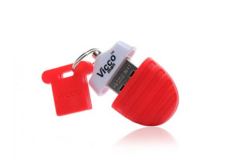 دیدنگار|فلش مموری|فلش مموری 8G ویکومن USB Flash 255 Viccoman 255 8GB USB 2