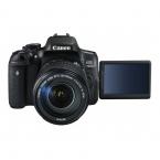 .دوربین عکاسی کانن Canon 750D با لنز 135-18 IS STM