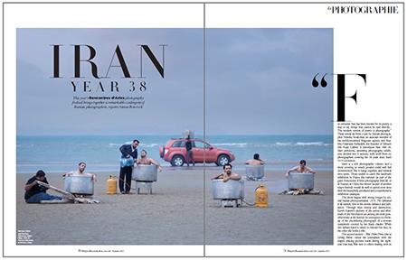((ایران،۳۸ سال))، عکس هایی از عکاسان ایرانی در فرانسه