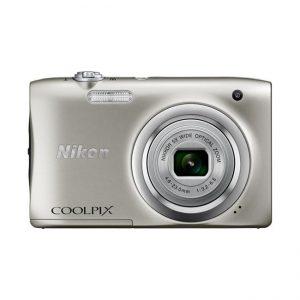 دیدنگار|دوربین نیکون|دوربین کامپکت / خانگی نیکون Nikon A100 نقره ای
