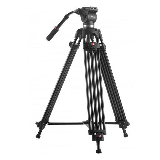 دیدنگار سه پایهسه پایه دوربین نیمه حرفه ای جی یانگ Jieyang Tripod JY0508A