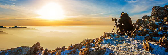 راهنمای خرید ۲۰۱۷ : بهترین و مناسب ترین دوربین ها برای عکاسی از مناظر طبیعی کدام آند؟