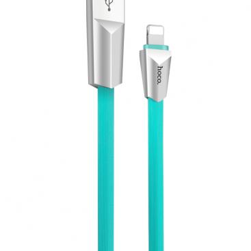 کابل تبدیل USB به لایتنینگ هوکو مدل X4 به طول 1.2 متر