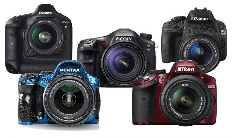 راهنمای خرید بهترین دوربین های DSLR زیر ۲ میلیون تومان ( دی ۹۶ )