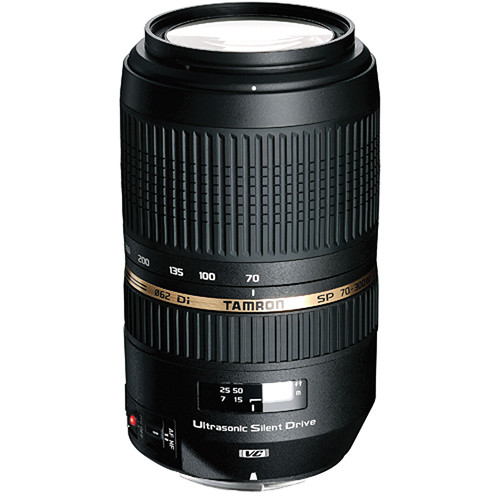 لنز Tamron SP 70-300 mm f/4-5.6 Di VC USD for Canon
