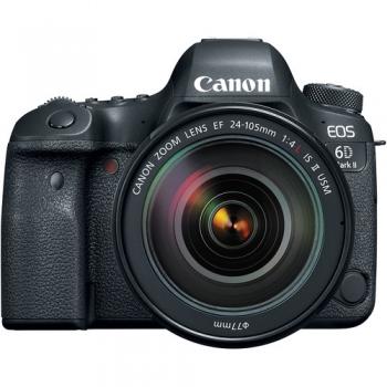 دیدنگار|دوربین کانن|دوربین عکاسی کانن Canon 6D Mark II با لنز 105-24 L IS II USM