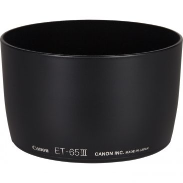 هود لنز کانن Canon ET-65C III Lens Hood for EF 85mm f/1.8 Lenses