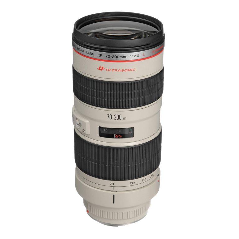 دیدنگار|لنز کانن canon|لنز Canon 70-200 mm F/2.8 USM IS II