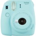 .دوربین چاپ سریع فوجی فیلم آبی روشن Instax Mini 9 Ice Blue