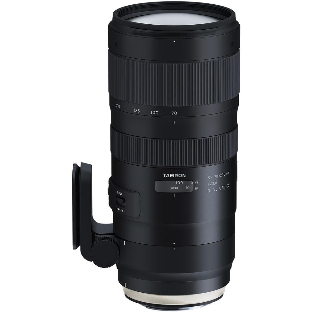 لنز Tamron SP 70-200 mm f/2.8 Di VC USD G2 for Canon