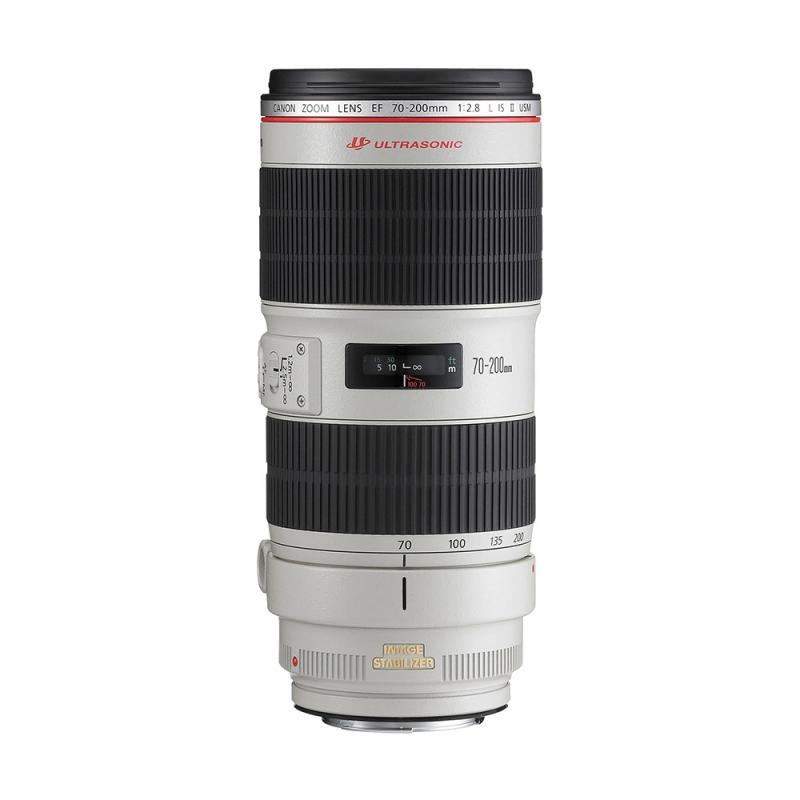 لنز کانن Canon EF 70-200 mm F/2.8L IS II USM