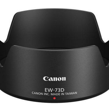 لنز هود کانن مدل EW-73D Lens Hood For EF-S 18-135mm USM