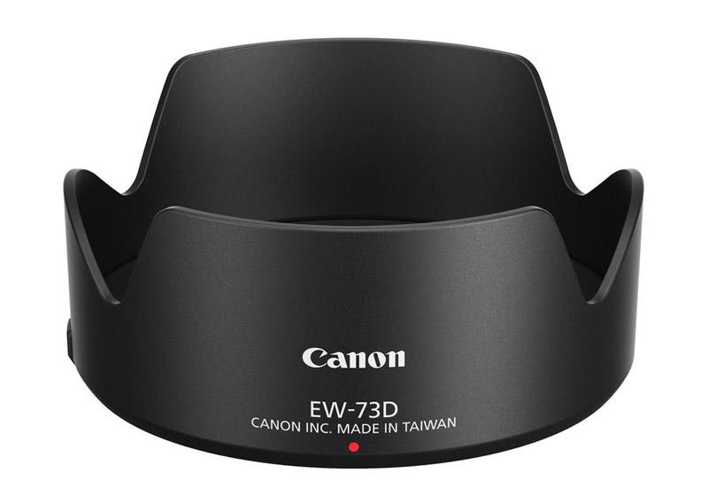 هود لنز کانن مدل EW-73D Lens Hood For Canon EF-S 18-135mm USM
