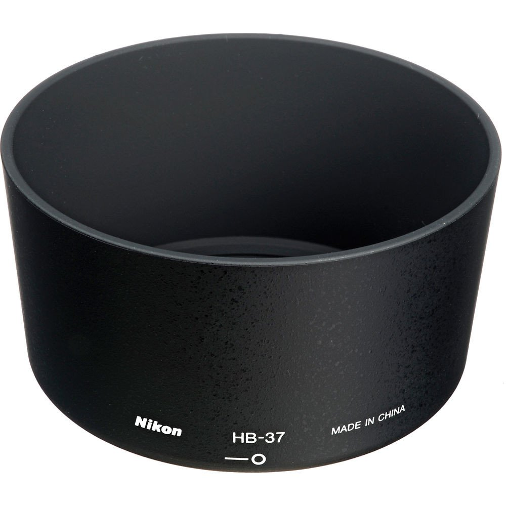 هود لنز نیکون مدل HB-37 Lens Hood For Nikon 55-200mm f/4-5.6G VR DX