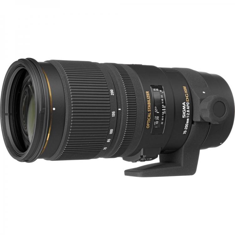 دیدنگار|لنز سیگما sigma|لنز سیگما Sigma 70-200mm F2.8 EX DG OS HSM for Canon