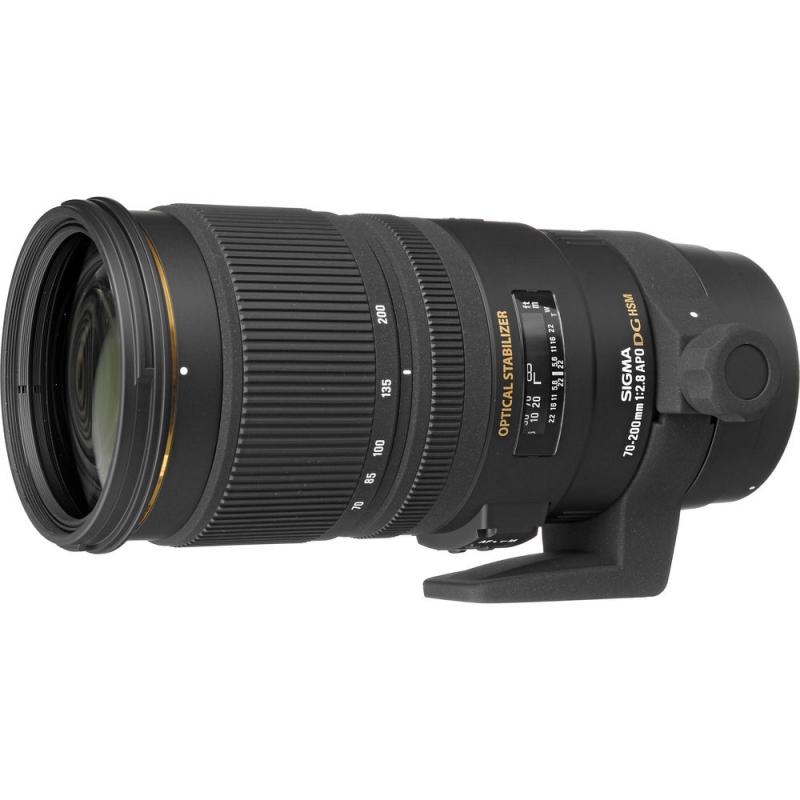 لنز سیگما Sigma 70-200mm F2.8 EX DG OS HSM for Canon