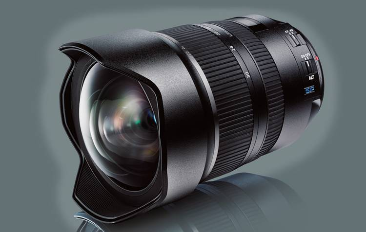 لنز سوپر واید تامرون مدل 30-15 F/2.8