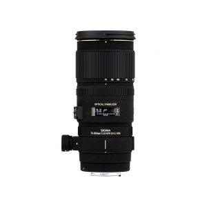 دیدنگار|لنز سیگما sigma|لنز سیگما Sigma 70-200mm f/2.8 EX DG APO OS HSM for Nikon