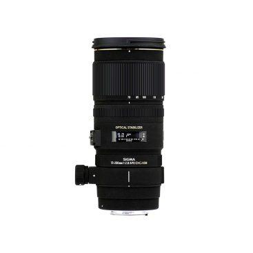 لنز سیگما Sigma 70-200mm F2.8