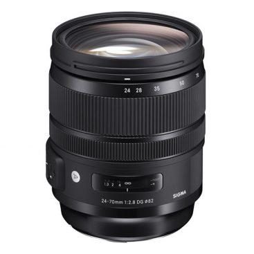 لنز سیگما Sigma 24-70mm F2.8