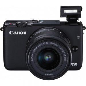 دوربین عکاسی بدون آینه کانن مدل Canon EOS M10