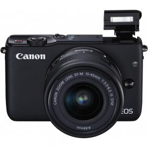 دیدنگار|دوربین کانن|دوربین بدون آینه کانن Canon EOS M10 Mirrorless 15-45mm