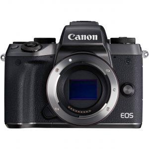 دوربین بدون آینه کانن Canon EOS M5 Mirrorless با لنز 45-15