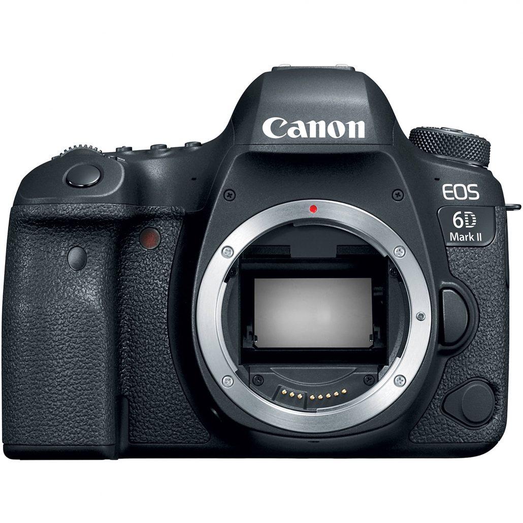دوربین عکاسی کانن Canon 6D Mark II Body