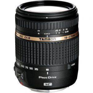 دیدنگار|لنز تامرون Tamron|لنز Tamron 18-270 mm f/3.5-6.3 Di II VC PZD for Sony