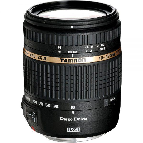 لنز Tamron 18-270 mm f/3.5-6.3 Di II VC PZD for Sony