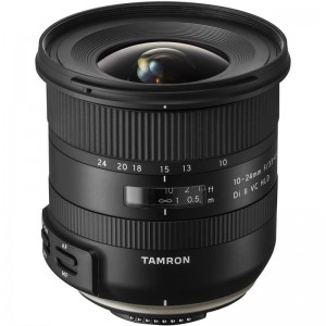 لنز Tamron 10-24 mm F3.5-4.5 Di II VC HLD for Canon