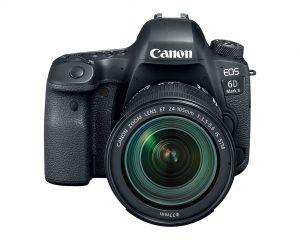 دیدنگار دوربین کانن دوربین عکاسی Canon 6D Mark II با لنز 24-105