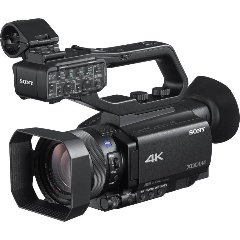 دیدنگار دوربین عکاسی و فیلم برداری سونی دوربین فیلمبرداری سونی Sony PXW-Z90V