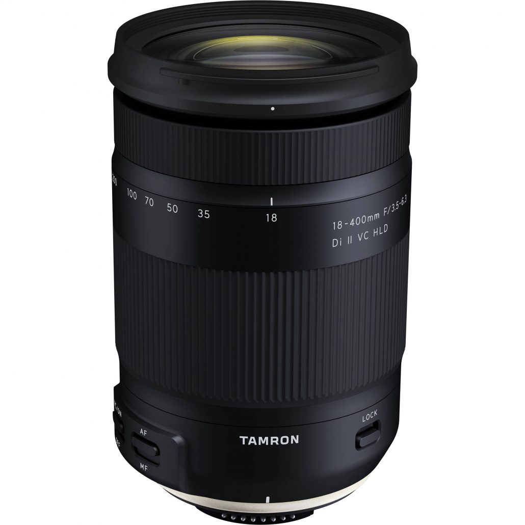 لنز Tamron 18-400 mm F3.5-6.3 Di II VC HLD for Canon