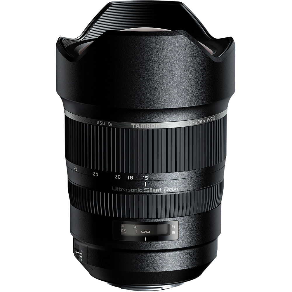 لنز Tamron SP 15-30 mm F/2.8 Di VC USD for Canon