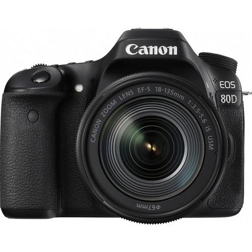 دوربین عکاسی کانن 80D