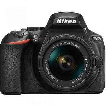 دوربین عکاسی نیکون Nikon D5600 با لنز VR AF-P 18-55