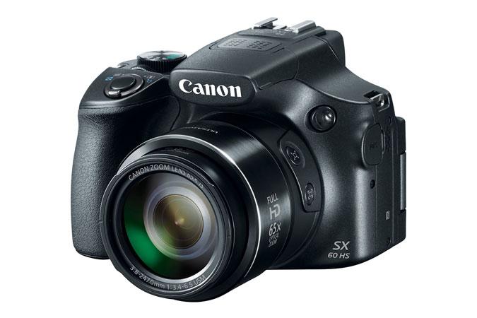 دیدنگار|دوربین کانن|دوربین کامپکت / خانگی کانن Canon SX60 HS