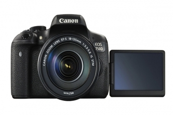 دوربین عکاسی کانن Canon 750D (تایوان) با لنز 55-18 IS STM