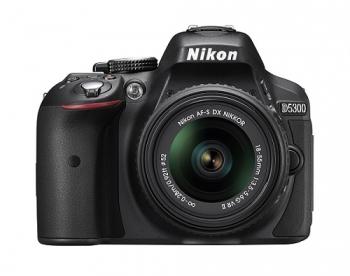 دیدنگار دوربین نیکون دوربین عکاسی نیکون Nikon D5300 با لنز 55-18 AFP