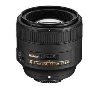 دیدنگار لنز نیکون nikon لنز Nikon AF-S NIKKOR 85 mm f/1.8G