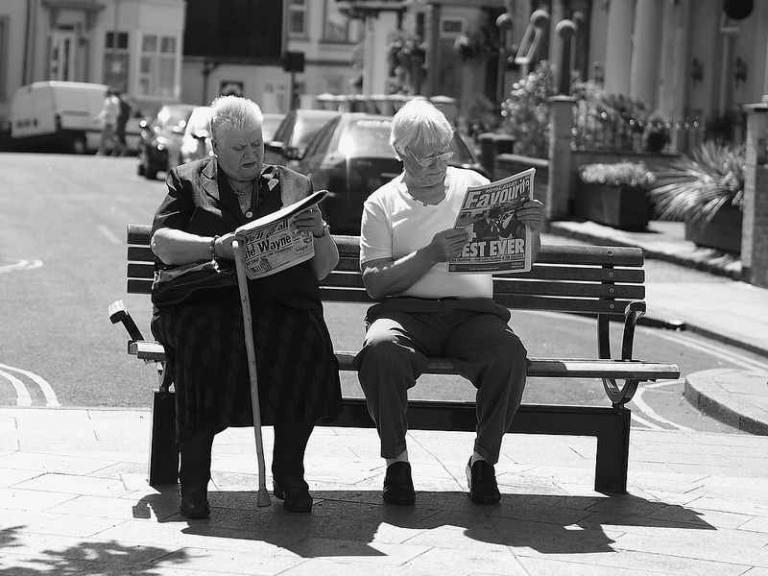 ۶ نکته کلیدی در عکاسی پرتره خیابانی