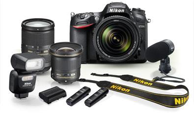 قیمت دوربین نیکون D7200