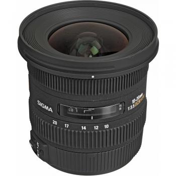 لنز سیگما Sigma 10-20mm F3.5 EX DC HSM for Canon