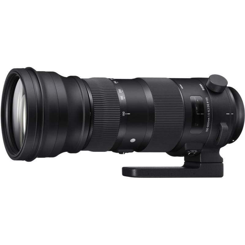 لنز سیگما Sigma 150-600mm F5-6.3 DG OS HSM | S for Canon