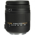 .لنز سیگما Sigma 18-250mm F3.5-6.3 DC Macro OS HSM for Canon